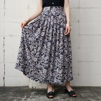 Botanical Pattern Skirt BKLPI