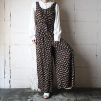 Flower Pattern Jumpsuit BKPI