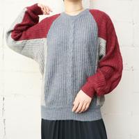 Tricolor Sweater GRBUR