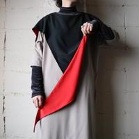 Design Cut Out Dress BK GR RE