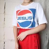 ''JESUS'' Print Tee WHRE