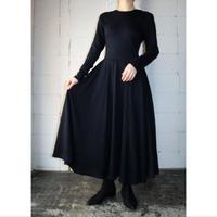 Fit &Flare Wool Dress BK