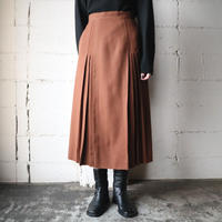 Pleated Skirt BR
