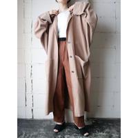 Wide Shilhouette Coat PIBE