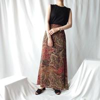 Paisley Long Skirt REKA