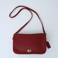 OLD COACH Front Cover Shoulder Bag RE
