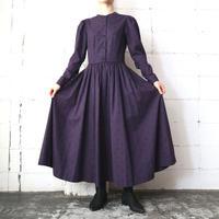 Laura Ashley Small Pattern Dress PUR