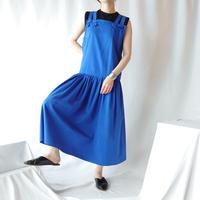 Double Strap Jumper Skirt BL