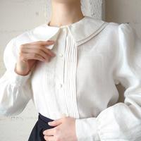 Double Collar Linen Blouse IV