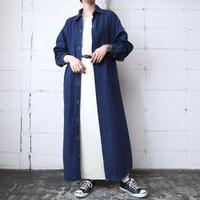Calvin Klein Denim Coat Dress NV