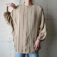 Pleated Blouse BE