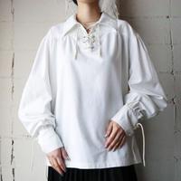 Lace-up Design Shirt IV
