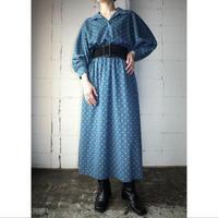 Small Pattern Dress BL