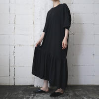 Big Tee Dress BK