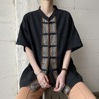 Embroidery China Shirt BK