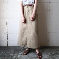 Flared Chino Skirt BE