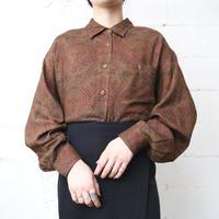 Paisley Pattern Shirt BR