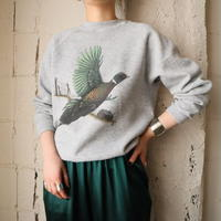 Bird Print Sweat GR