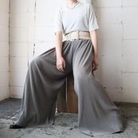 Pleated Pants GR