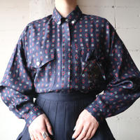 Small Pattern × Paisley Blouse NV
