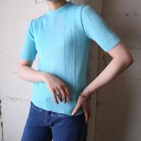 70's Short Sleeve Knit LBL