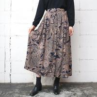 Paisley Pattern Skirt NVBE