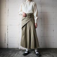 Belted Design Skirt BE
