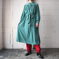 Round Collar Dot Dress GNRE