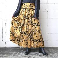 BROOKS BROTHERS Pattern Flared Skirt BKYE
