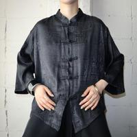 Pattern China Shirt BK