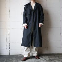 Light Trench Coat BK