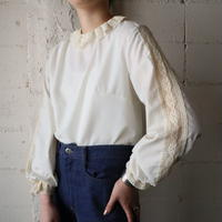 Lace Collar Blouse IV