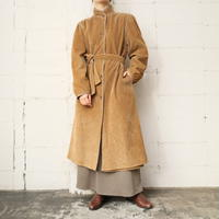 Reversible Stand Collar Coat CMBE