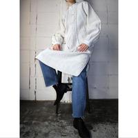Antique Linen Long Shirt IV