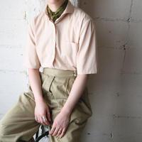 Short Sleeve Stripe Shirt OR