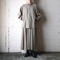 Rayon Shirt Flared skirt Setup BE