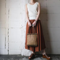 Knit Flared Skirt OR