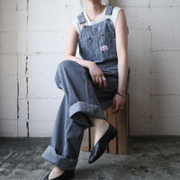 ROUND HOUSE Hickory Stripe Overall NVWH