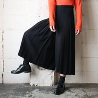 SONIA RYKIEL Pleated Gaucho Pants BK