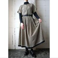 Arabesque Short Sleeve Dress GRBE