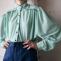Stand Collar Blouse GN