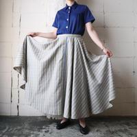 Circular Check Skirt BEBL