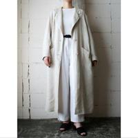 Linen Chester Coat BE