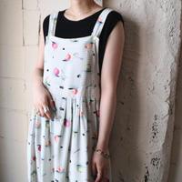 Fruits Pattern Jumper Skirt LBL