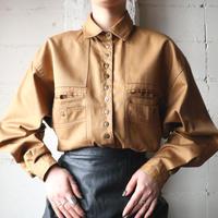 Many Button Design Shirt CM