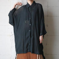 See-though Big Blouse BK