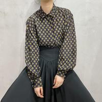 Paisley Double Cuffs Shirt NVMD