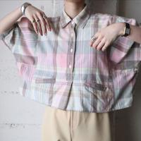 Wide Silhouette Check Shirt LPI