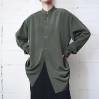 Band Collar Shirt KA