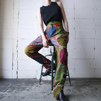African Batik Design Pants GNOR